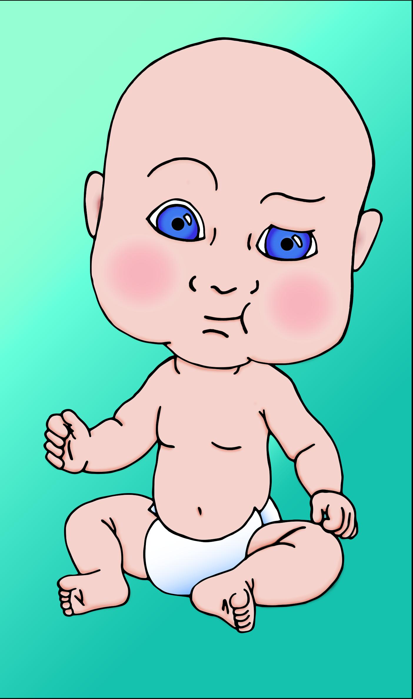 Macrocephalic Baby
