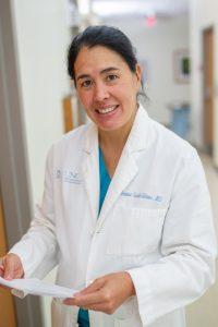 Neurosurgeon Dr. Sasaki-Adams - UNC Neurosurgery
