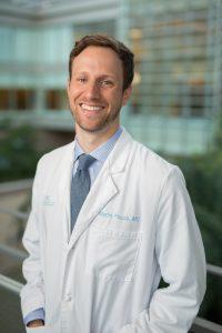 Neurosurgery resident Dr. Martin Piazza