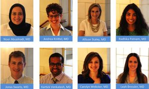 UNC OB-GYN welcomes incoming residents and fellows - UNC