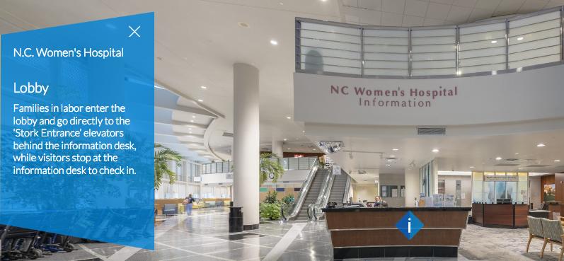 Take a (virtual) tour of N.C. Women