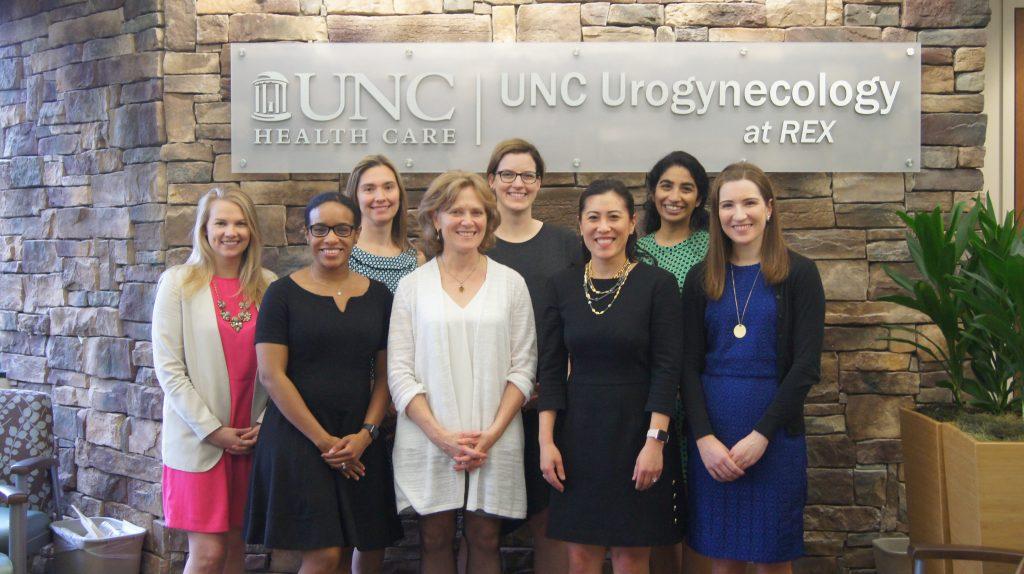 Urogynecology and Reconstructive Pelvic Surgery - UNC Department of