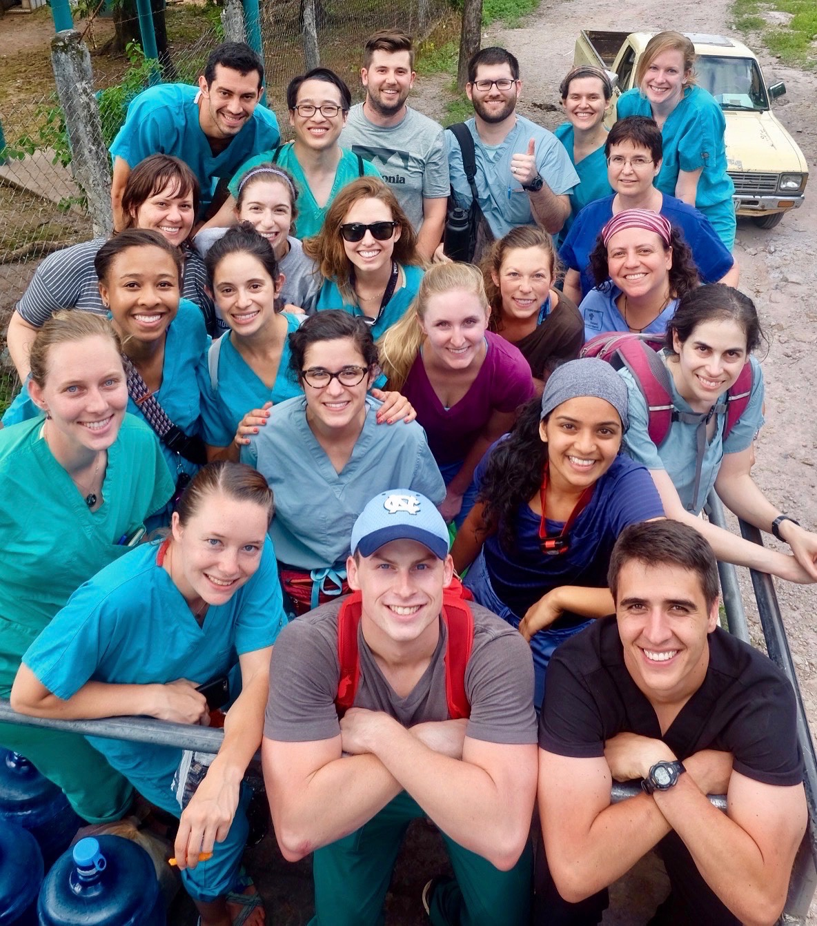 UNC Medical Students Going Global | Office of Global Health