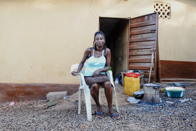 The Forgotten Ebola Survivors of Sierra Leone