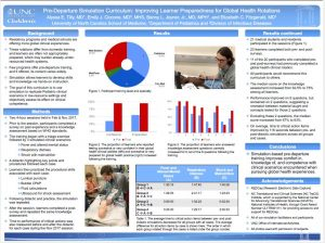 Pre-Departure Simulation Curriculum: Improving Learner Preparedness for Global Health Relations