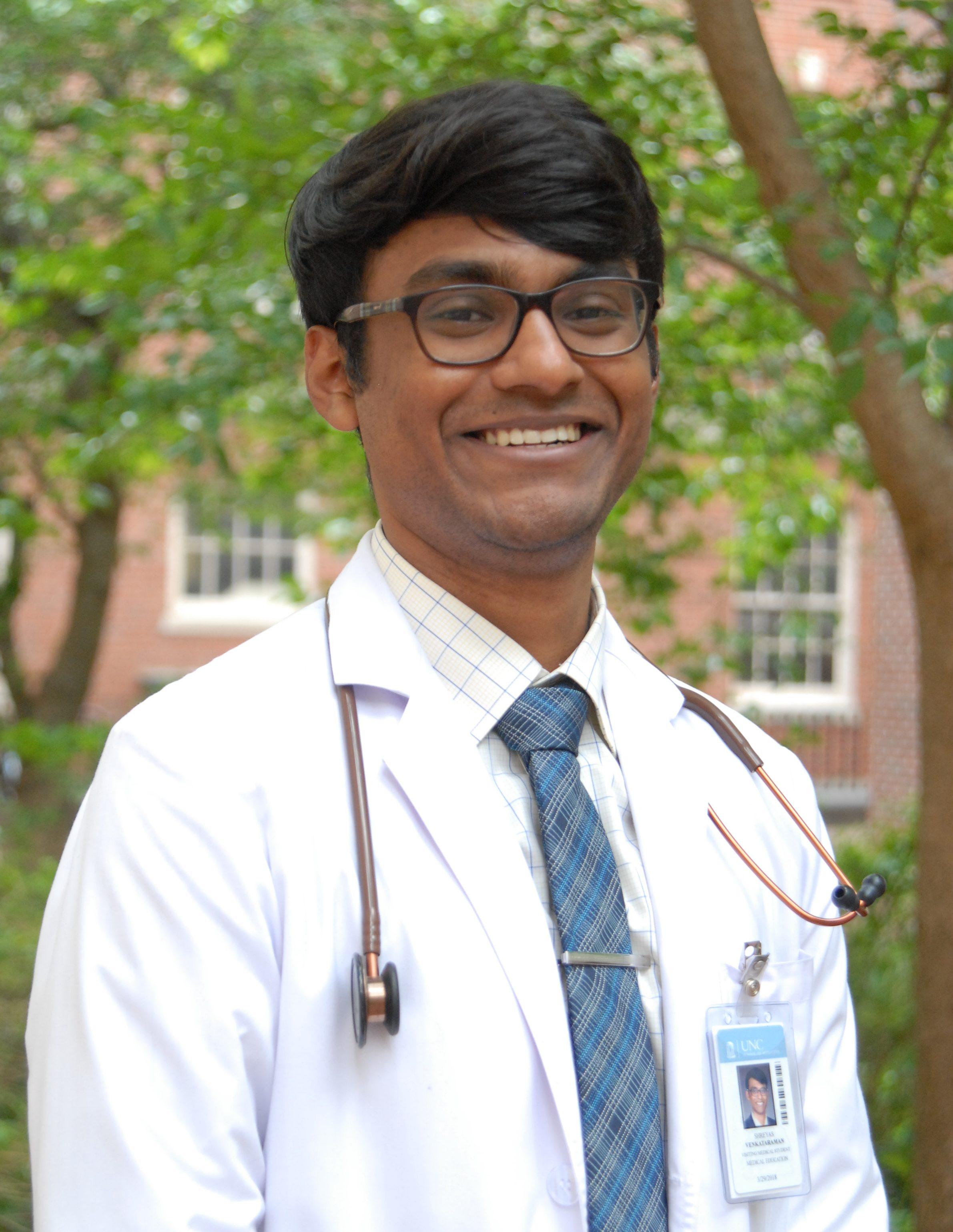 Shreyas Venkataraman- NEUR 412 & MEDI 407