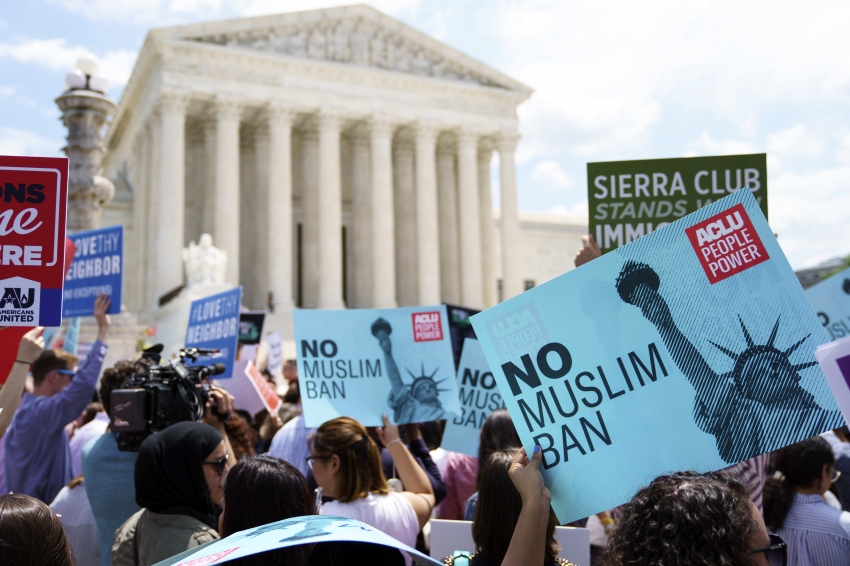 In Upholding Trump's Travel Ban, Supreme Court Ratifies Worldview That Worries Colleges