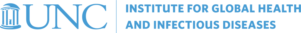 UNC Institute for Global Health and Infectious Diseases.