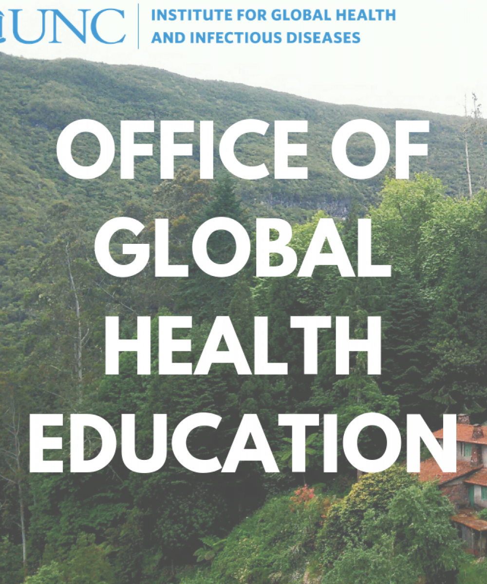 Introducing the Office of Global Health Education!