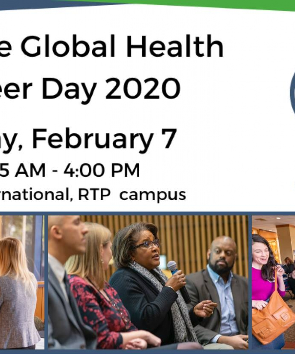 Triangle Global Health Career Day 2020