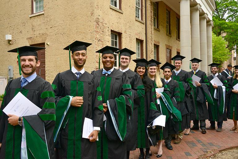Graduation 2015 - Student Procession