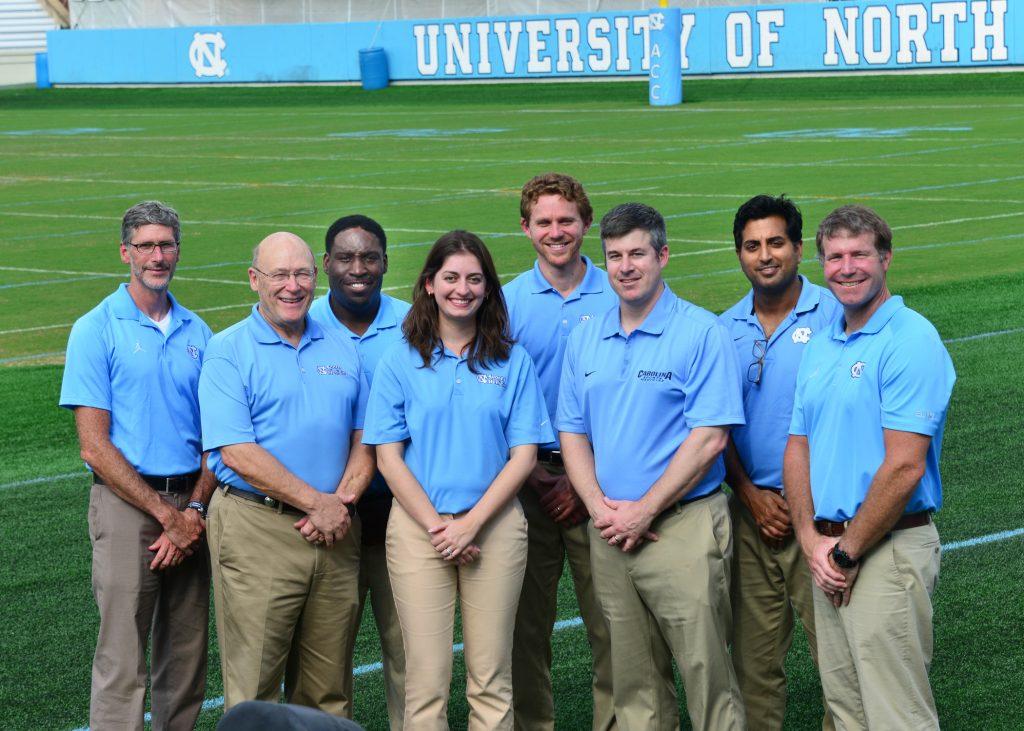 UNC Sports Medicine Team