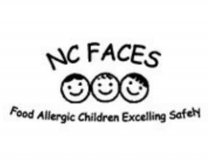 NC FACES (Food Allergic Children Excelling Safely)