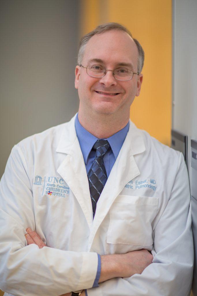 Charles R. Esther Jr., MD, PhD