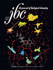 Johnson Lab Journal of Cell Biology Cover, 2010