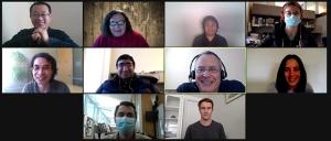 Last Sondek Lab virtual meeting of 2020
