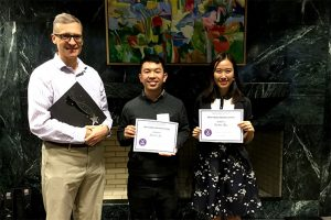 2019 Retreat Oral Presentation Awards