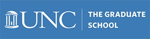UNC The Graduate School logo. Links to the Graduate School Orientation website: https://gradschool.unc.edu/events/orientation/#virtualorientation