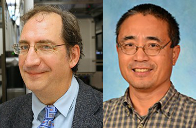 Dr. Bryan Roth and Dr. Xi-Ping Huang