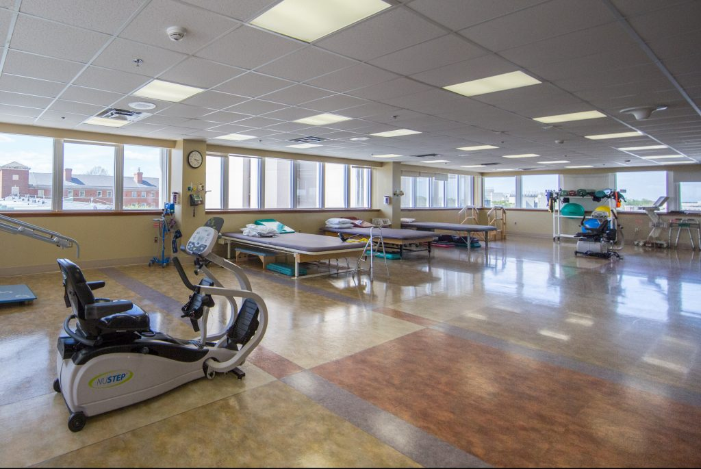 UNC Inpatient Rehab Clinic