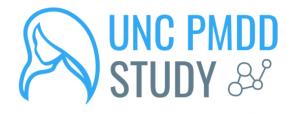 PMDD study logo