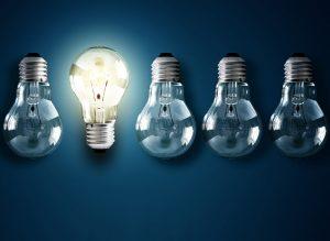 Fellowships lightbulbs