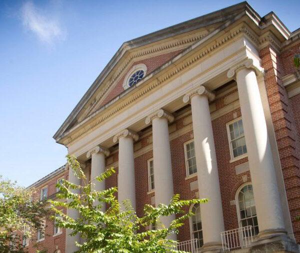 School of Medicine Macnider building