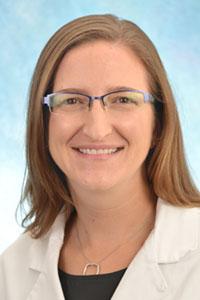 Dr. Katharine McGinigle