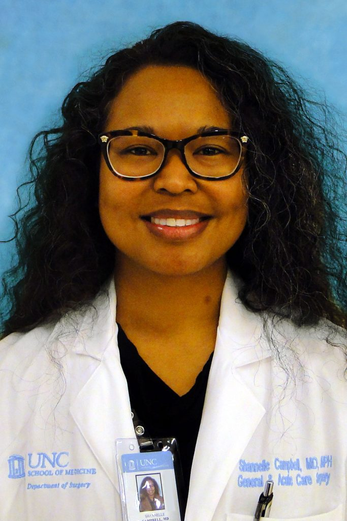 Shannelle Campbell, MD, MPH