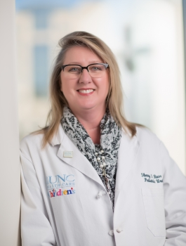 Dr. Sherry Ross Appointed Medical Director for the UNC Hospital's Children's Specialty Clinic