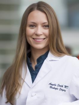 Smith Selected as 2020-21 Yang Family Biomedical Scholar