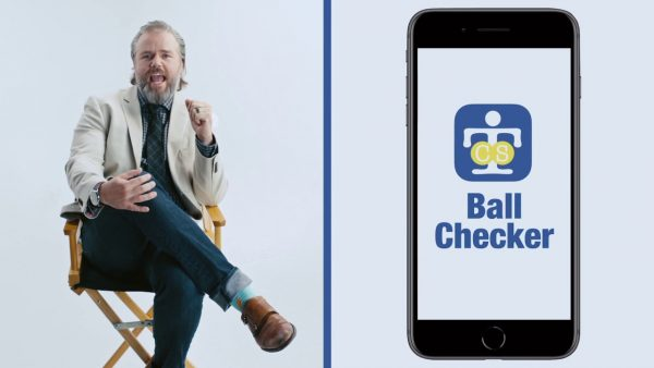 No One Likes A Sad Sack – Testicular Cancer PSA With Tyler Labine
