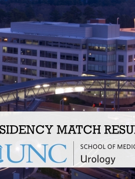 Match Day 2020 - UNC Urology Residency Class of '25