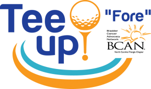 "Tee Up ""FORE"" BCAN Logo"