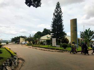 Kamuzu Central Hospital in Lilongwe, Malawi