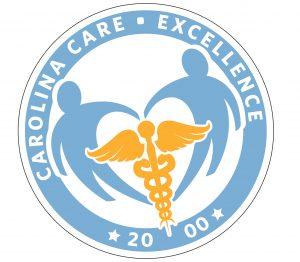 Carolina Care Excellence Award Badge - 2020