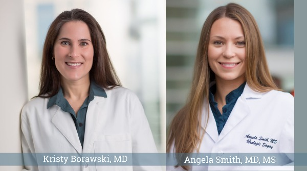 Drs. Borawski and Smith Elected to Faculty Standing Committees