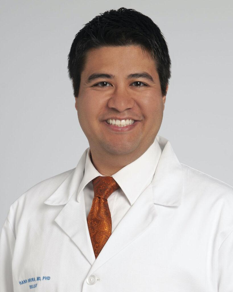 Hans Arora, MD, PhD